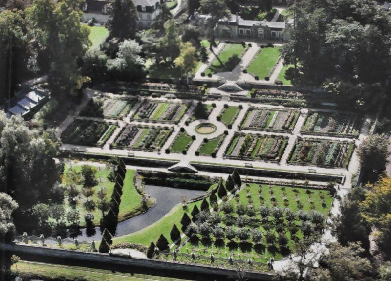 Leglobeflyer reportages et tourisme dans le monde entier - Potager des princes chantilly ...
